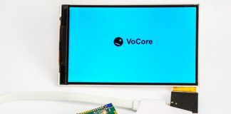 VoCore2 Mini pint-sized Linux computer and router fits in palm of your hand