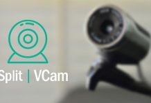 Alter, replace, or blur your background imagery with XSplit VCam, now $20