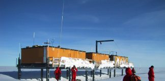 Scientists find evidence of ancient supernova activity in Antarctic snow