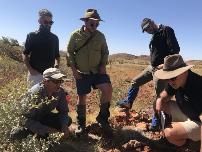 NASA scientists travel Down Under to stimulate the environment of Mars
