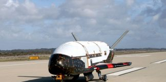 The U.S. Air Force's secretive space plane just set a new record
