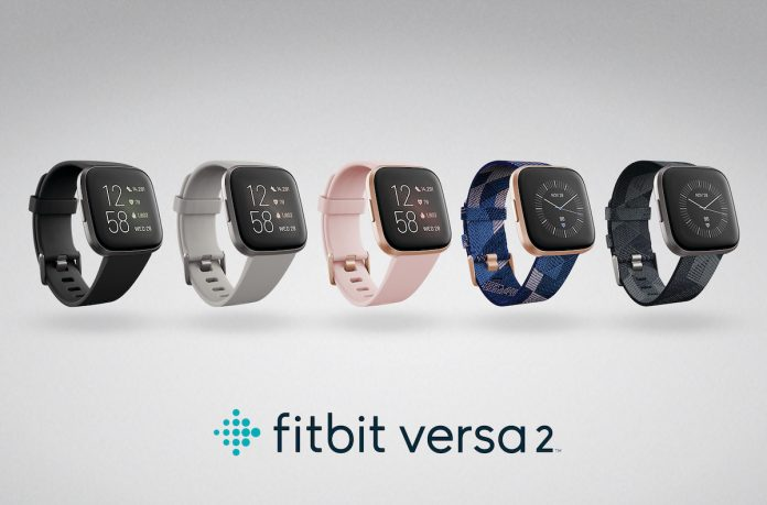 Fitbit Debuts New Versa 2 Smartwatch and $10/Month 'Fitbit Premium' Service