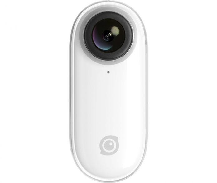 Insta360 Launches New 'Go' Tiny Stabilized Camera