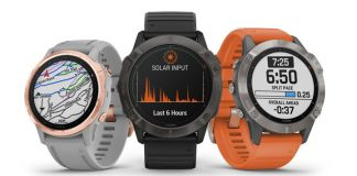 Garmin's Fenix 6 Series harnesses solar power for long-lasting adventures