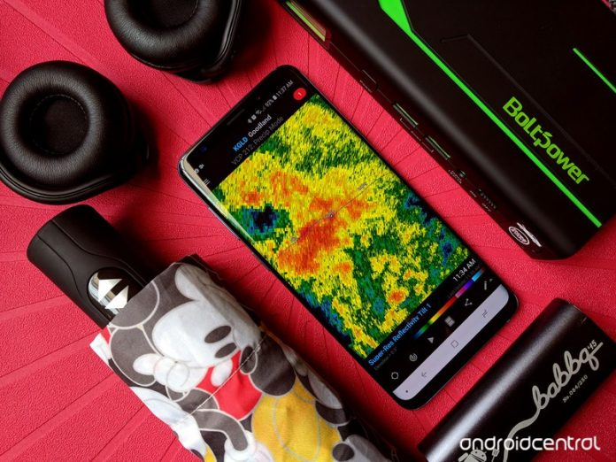 How to prep for severe weather with your Android phone
