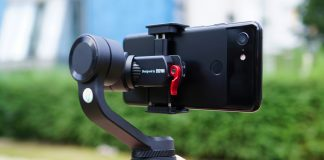 Zhiyun Smooth-Q2 review: Ultra-portable smartphone gimbal