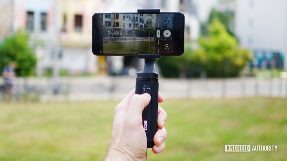 Zhiyun Smooth Q2 handheld mobile gimbal