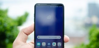 Lose the notch and get the LG V35 ThinQ for more than half off from Amazon