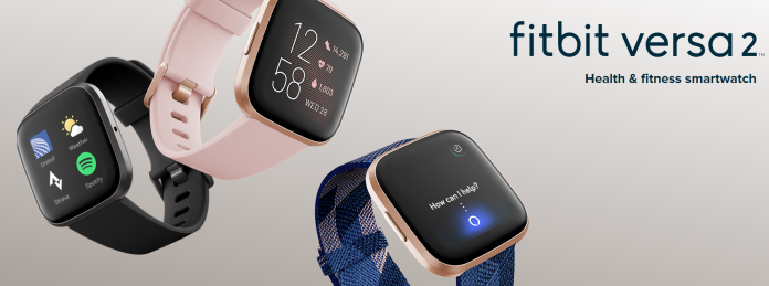 "Fitbit launches ""game changer"" Versa 2 smartwatch"