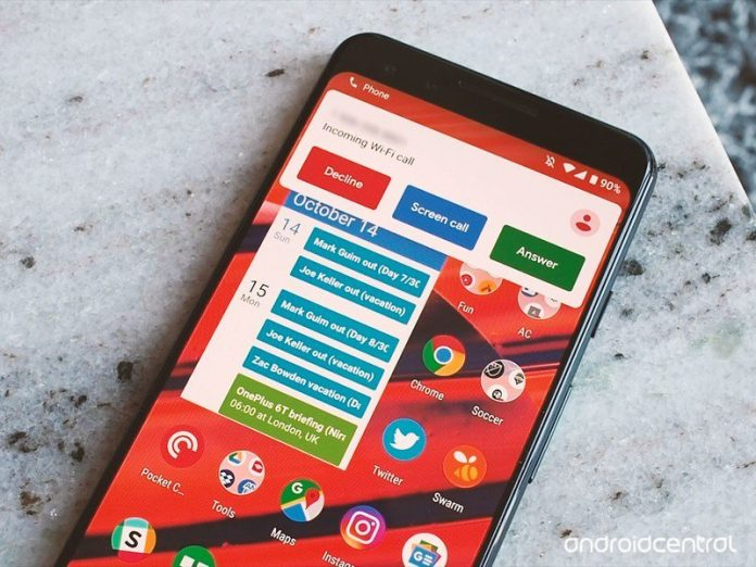 How to block all incoming calls on Android phones