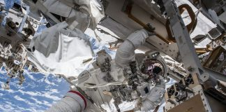 International Space Station communications get an upgrade, doubling data rate