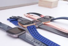 How to change Fitbit Versa watch bands