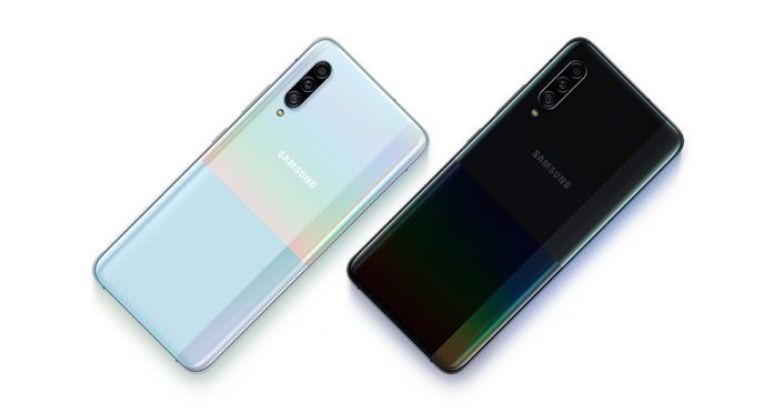 Samsung intros Galaxy A90 5G for Korea