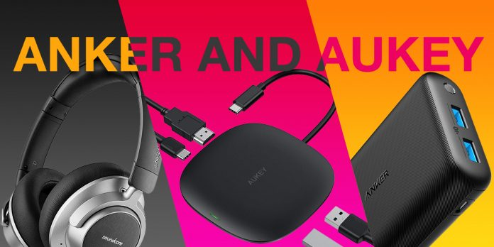 Deals: Save on Anker and Aukey's Best Accessories, Including Aukey's New USB-C Hub + Wireless Charger