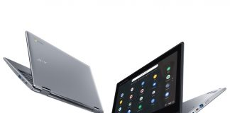 Acer offers up four new Chromebooks for Q4