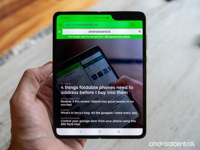 Galaxy Fold is coming to the U.S. on September 27