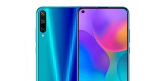 Honor Play 3 is an entry-level phone with a hole punch display, 48MP camera