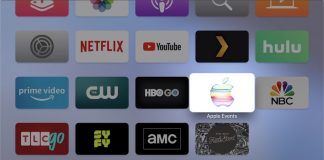 Apple Updates Apple TV Special Event App Ahead of September 10 iPhone Debut
