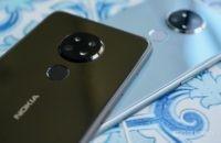 Nokia 6 2 black and blue cameras