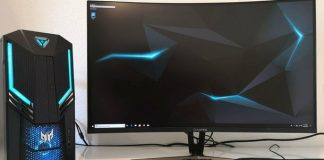 Acer AOPEN 32HC1 gaming monitor review