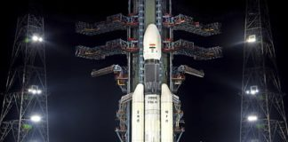 Watch India's historic Chandrayaan-2 mission land a spacecraft on the moon
