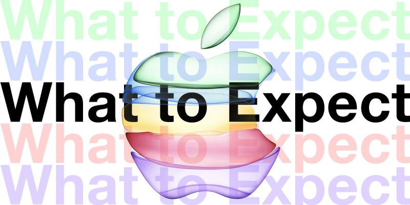 What to Expect at Apple's September 2019 Event: New ...