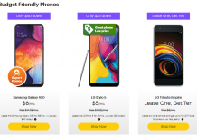 The best deals available at Sprint (September 2019)