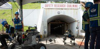DARPA is sending robots underground to teach them to save lives