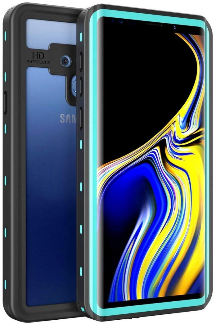 Keep your Note 9 protected from water, snow, and dust with these cases