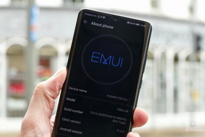Huawei's EMUI 10 Android skin is also a sneak peek at what HarmonyOS may be like