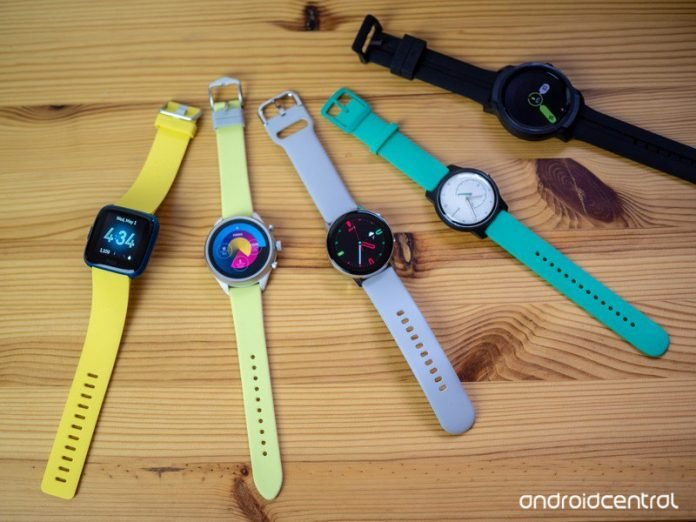 What smartwatch are you currently using?