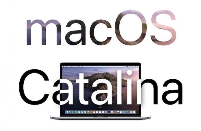 Apple Releasing macOS Catalina Update in October