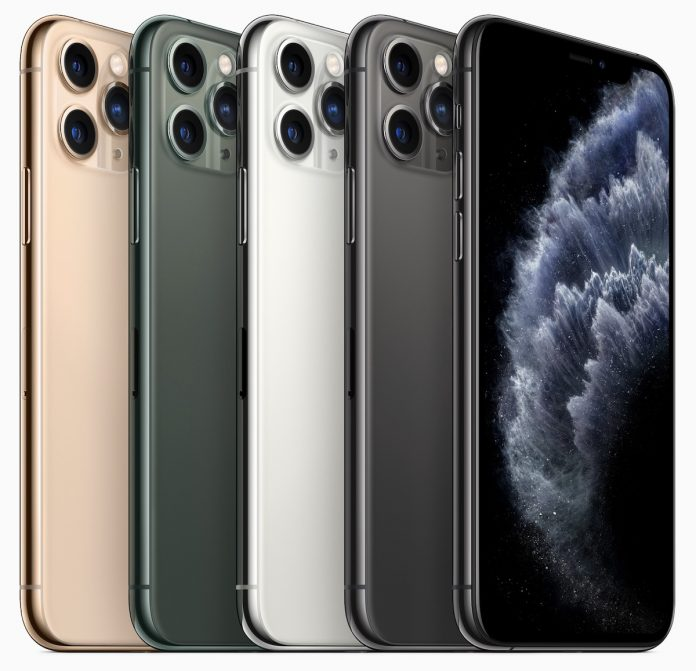 Apple Announces iPhone 11 Pro and iPhone 11 Pro Max With Triple-Lens Rear Camera and Midnight Green Color