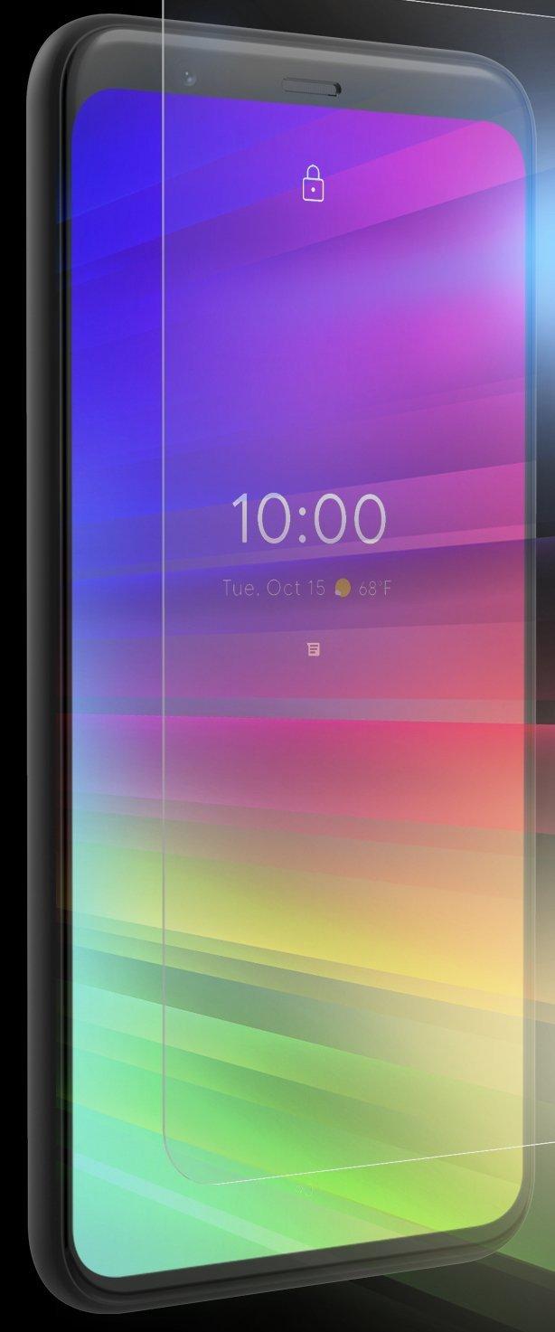 Pixel 4 render hints at October 15 announcement date