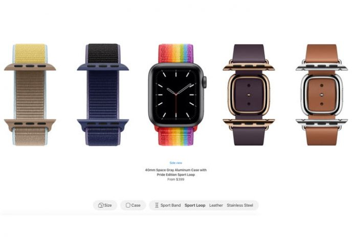 New Apple Watch Studio lets you mix and match watches and bands