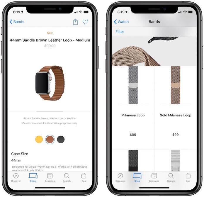 Apple Drops $149 Price Tag of Milanese and Leather Loop Apple Watch Bands to $99