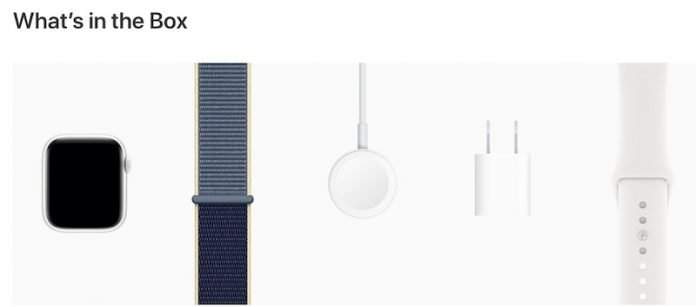 Apple Watch Series 5 Models With Titanium and Ceramic Casings Include Extra Sport Band in Box