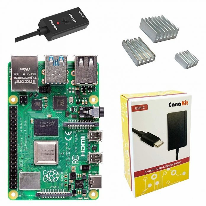 Get everything you need for a DIY project with these Pi kits