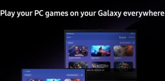 Samsung PlayGalaxy Link game streaming app is now available to download