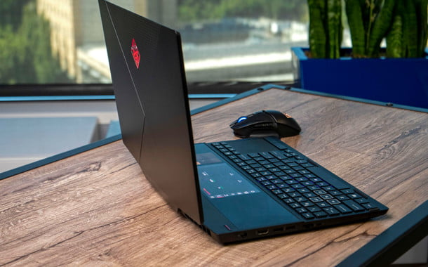 HP Omen X 2S gaming laptop review: The Nintendo DS of laptops