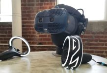 HTC Vive Cosmos hands-on review: Flippin' genius