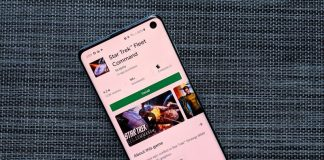 New screenshots show off the Play Store's in-app review feature