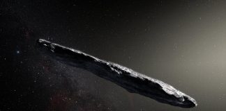 Astronomers found a comet that may have come from another solar system