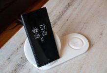 What wireless charger are you currently using?
