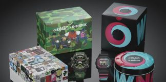Awesome new Gorillaz and G-Shock limited edition watch gets Bluetooth tech twist