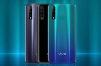 Vivo Z1 Pro in various colors.