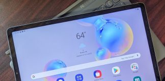 The best and only premium Android tablet you can buy is the Tab S6