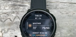 Garmin Fenix 6S Pro hands-on review: Small watch, big deal