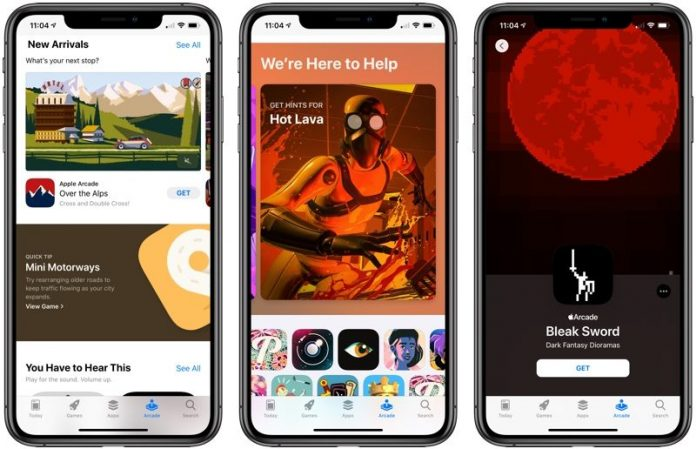 All the Games on Apple Arcade at Launch