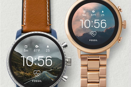 Google got 20 workers in $40M deal for Fossil's hybrid smartwatch tech